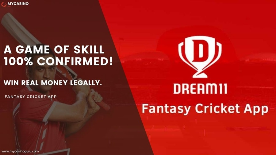 Dream 11 – A Game of skill 100% confirmed! Win real money legally