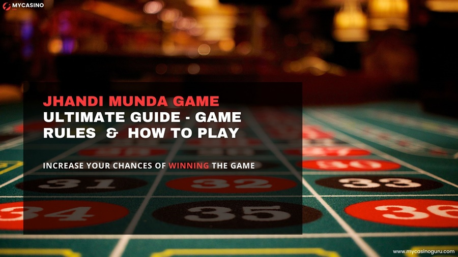 Jhandi Munda Game Ultimate Guide 2021 – Game rules  &  How to Play