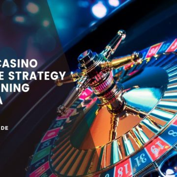 Online Casino Roulette Strategy and Winning Formula - A complete guide