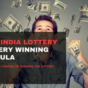 Play India Lottery - Winning Formula