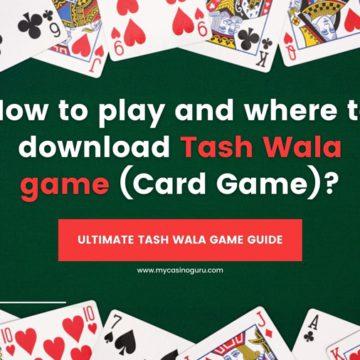 Download & Play Tash Wala Game (Card Game)