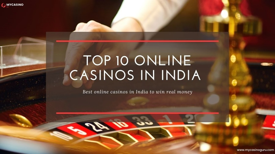 Top 10 online casinos in India to win real money