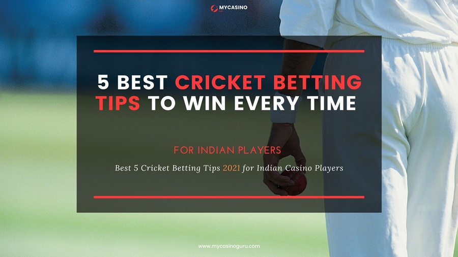 5 Best Cricket Betting Tips to win Every Time at Online Betting