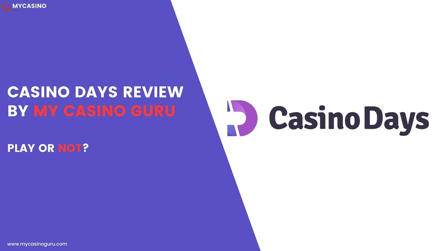 Casino Days review – Games, Features, and Everything you Need to Know