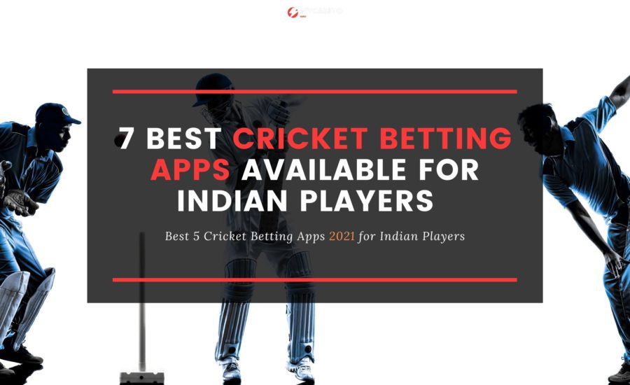 Best Cricket Betting Apps available for Indian players