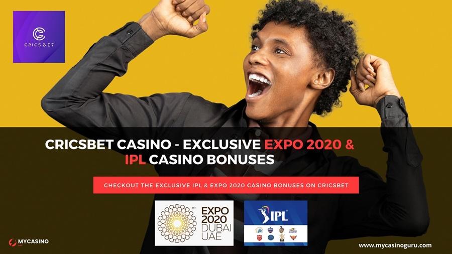 Cricsbet - Online Casino Bonuses