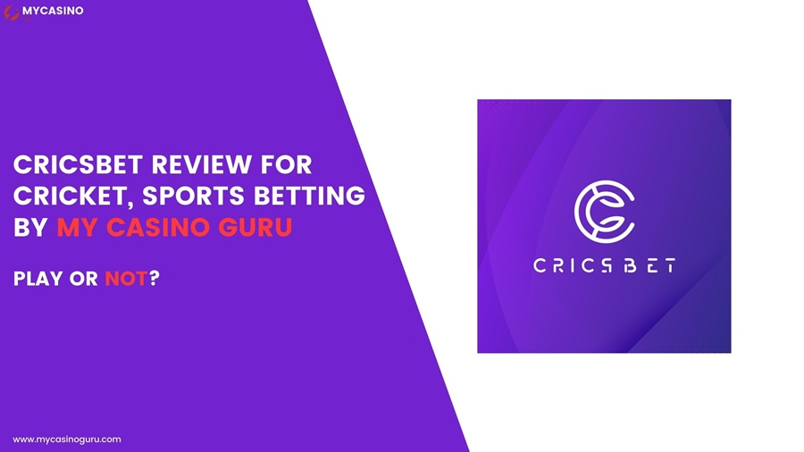 Cricsbet review for cricket betting, sports betting by My Casino Guru