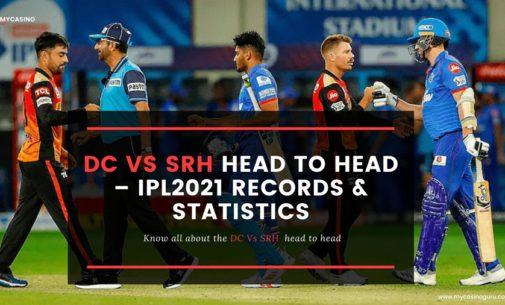 DC vs SRH Head to Head IPL 2021 – Catatan & Statistik