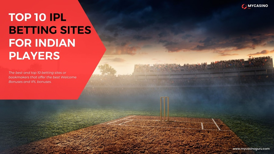 IPL Betting 2021 – Top 10 Sites For Cricket Betting