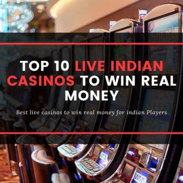 Top 10 Live Casino in India to Win Real Money - My Casino Guru