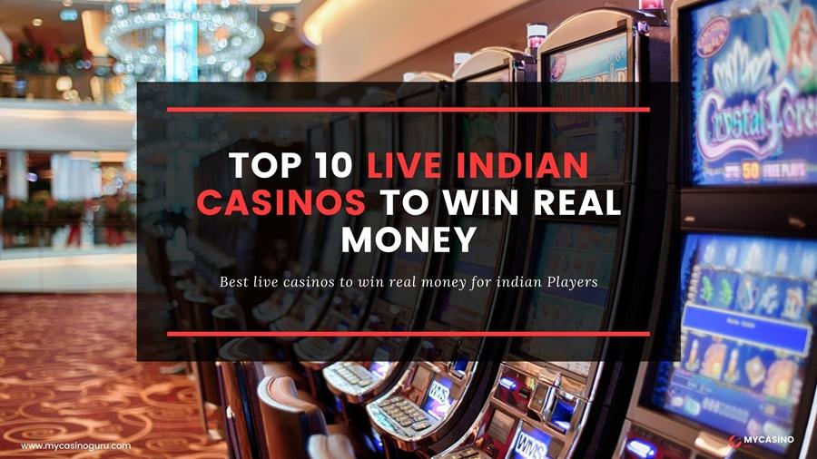 Top 10 Live Casino in India to Win Real Money – My Casino Guru