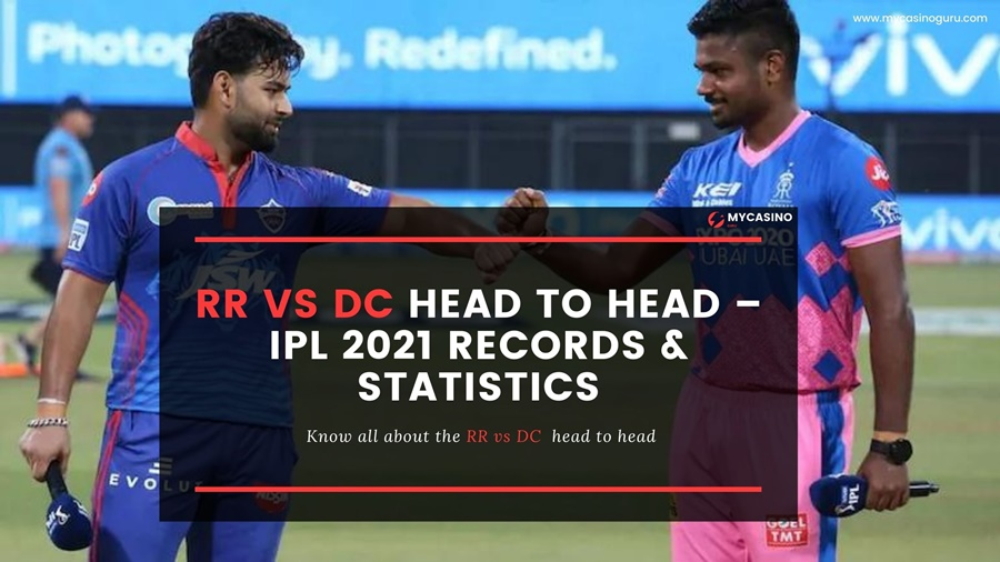 RR VS DC Head to Head – Will RR be Able to Make it to the top 4?