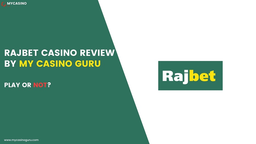 Rajbet Casino Review – Indian Players can play in INR
