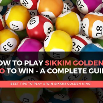 How to Play & Win Sikkim Golden Keno to Win - A Complete guide