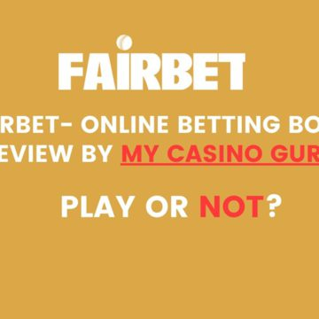 Fairbet 7 Review by My Casino Guru – Trust or Not?