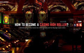 How to become a casino high roller? A detailed guide