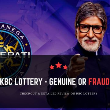 KBC Lottery - Beware! Read a detailed review