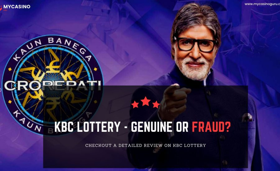 KBC Lottery – Beware! Read a detailed review