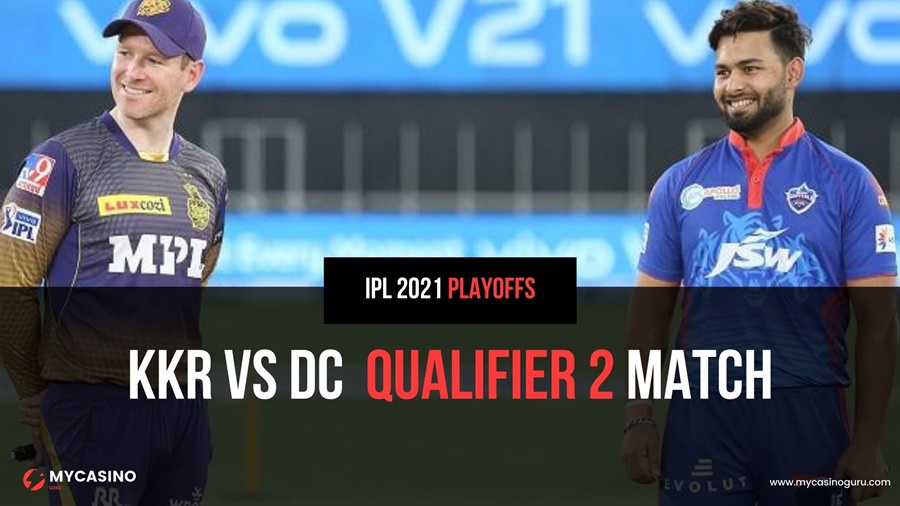 KKR vs DC Qualifier 2