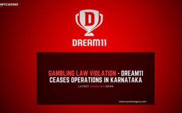 Gambling law Violation - Dream11 Ceases Operations in Karnataka
