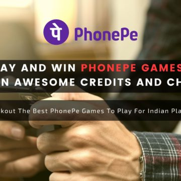 Play and Win PhonePe Games - Earn awesome credits and chips