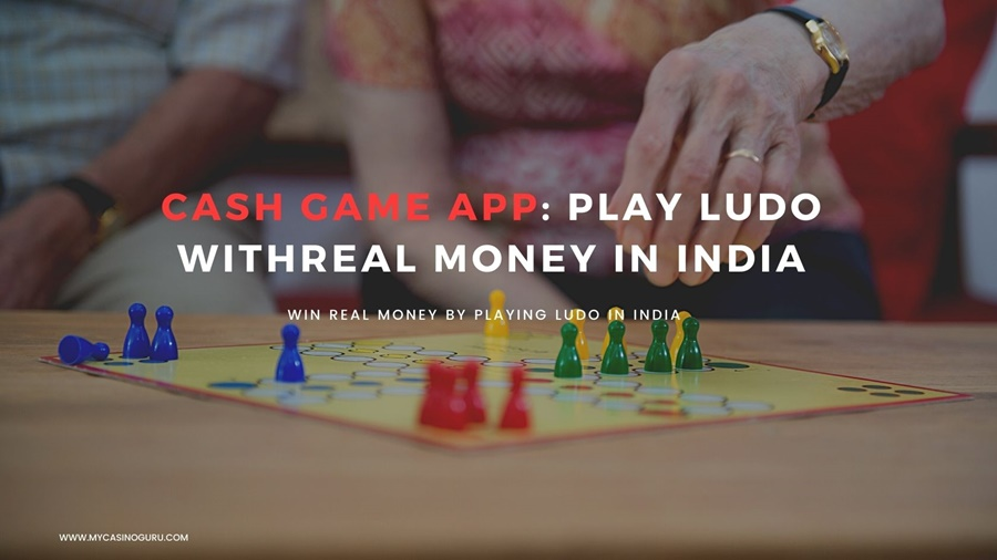 Cash Game app: Play Ludo with Real Money India