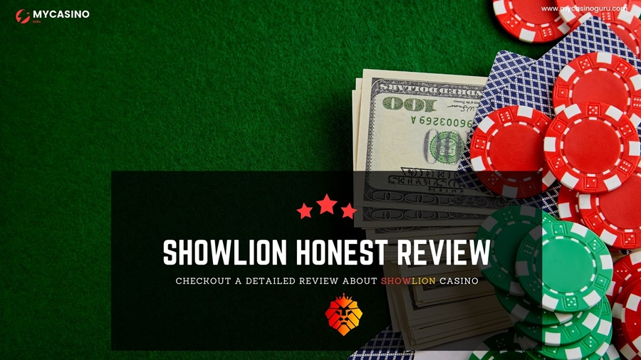 Showlion casino review – Play or Not?